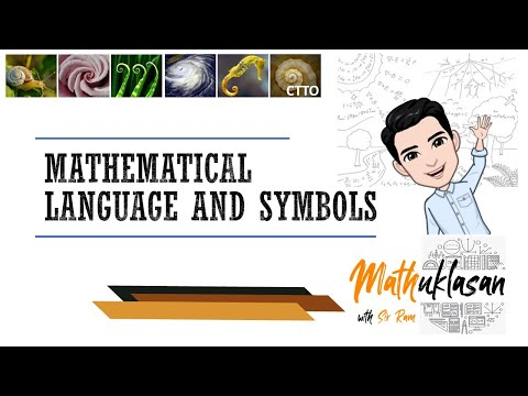 Mathematical Language and Symbols    Mathematics in the Modern World