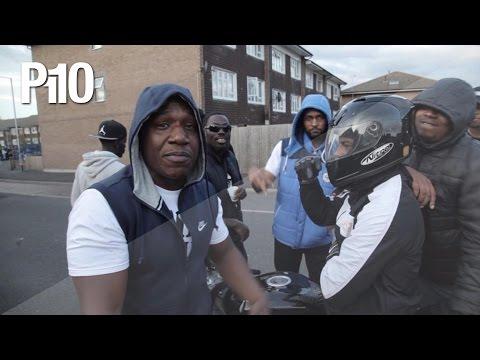 P110 - La AWoL ft Black Russian, TK, Poverty P - Send Anyone [Net Video]