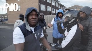 P110 - La AWoL ft Black Russian, TK, Poverty P - Send Anyone [Net Video]