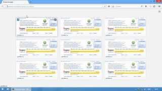 Как увеличить количество визуальных закладок в Firefox