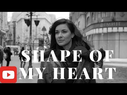 Shape Of My Heart [OFFICIAL VIDEO] - Bojan Ivanovski