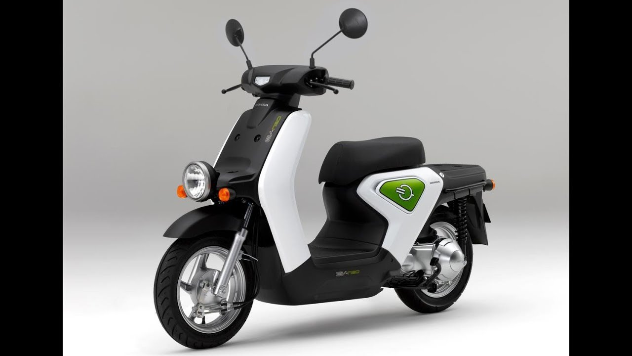 2018 honda ev neo electric the futures electric scooter. Black Bedroom Furniture Sets. Home Design Ideas