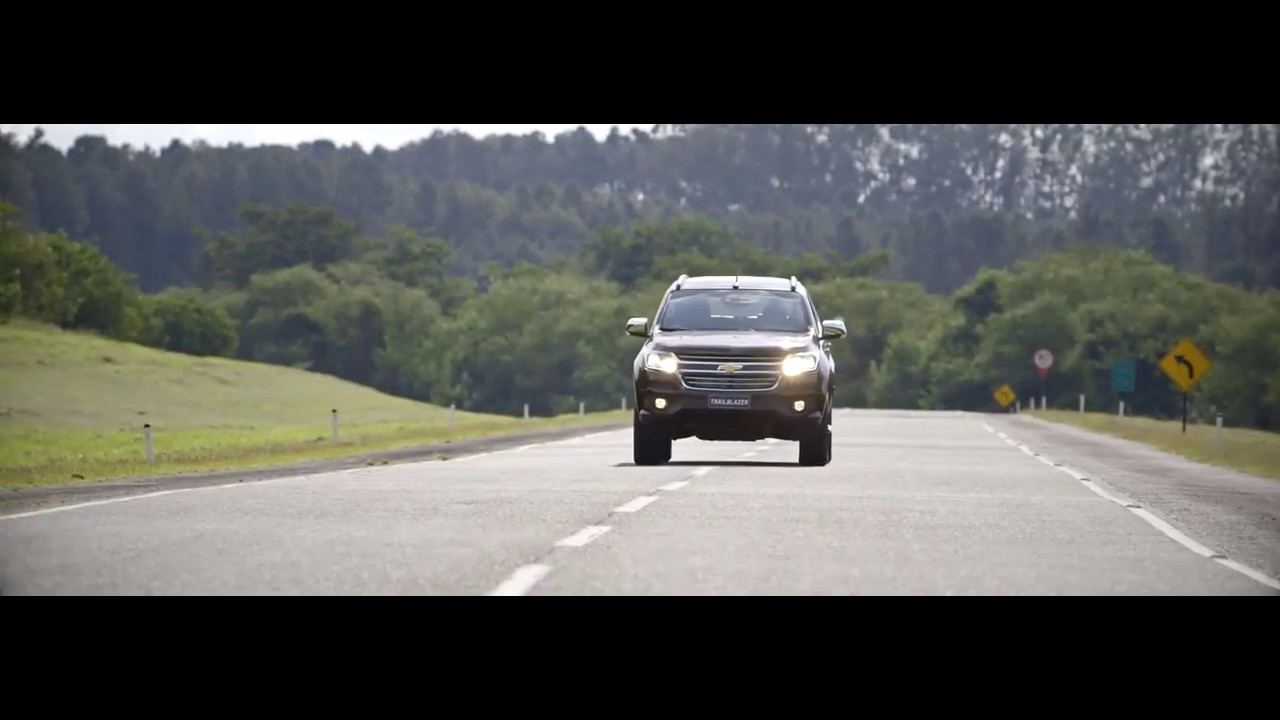 Chevrolet Trailblazer 2016 Paling Baru & Chevrolet Trailblazer 2016 Paling Baru - YouTube