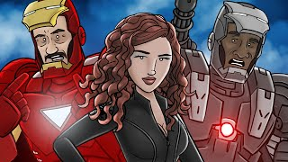 How Iron Man 2 Should Have Ended