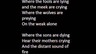 Iron Maiden - The Great Unknown lyrics
