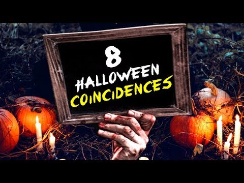 8 Scary Coincidences That Happened On Halloween | Creepy Real Life Stories