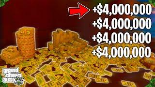 The Best Money Methods In GTA 5 Online RIGHT NOW! (MAKE MILLIONS!)