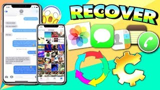 How To Recover Deleted Photos, Messages, Contacts, Files From iPhone/Android