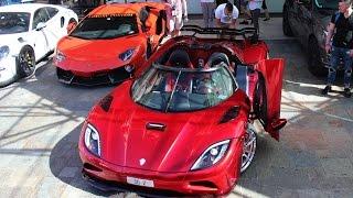 Top marques monaco 2016 - best of supercar sounds