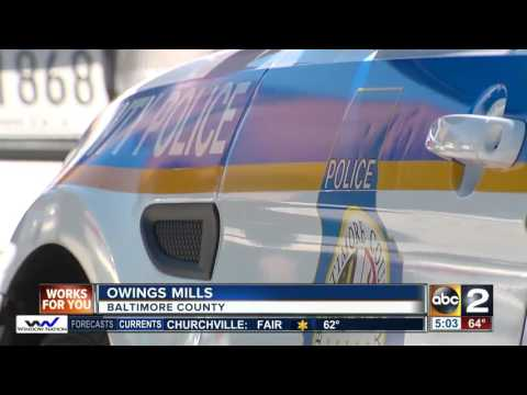 Police: Student injured with self-inflicted wound in morning incident at Owings Mills High School