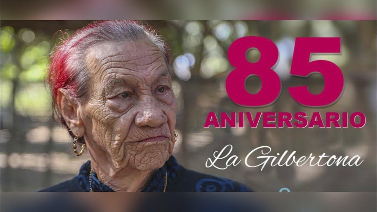 LA GILBERTONA Orgullo CULIACAN ASI LLEGO A BEVERLY HILL USA