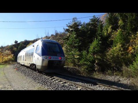 Les AGC de la ligne des Alpes 2016