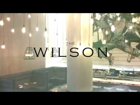 THE WILSON NYC | Food & Cocktails