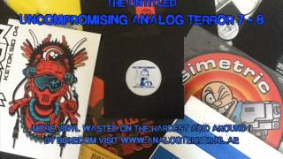 The Untitled   Uncompromising Analog Terror 8 kut#3