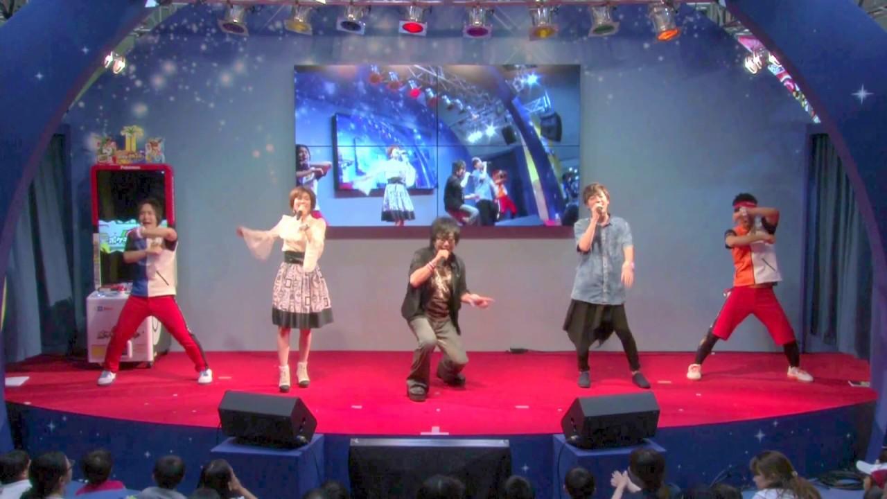 公式】ダッシュ!ポケモンガオーレ!【東京おもちゃショー】 - youtube