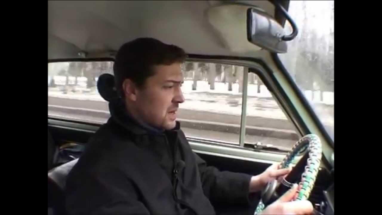 Тест-драйв ЗАЗ 968