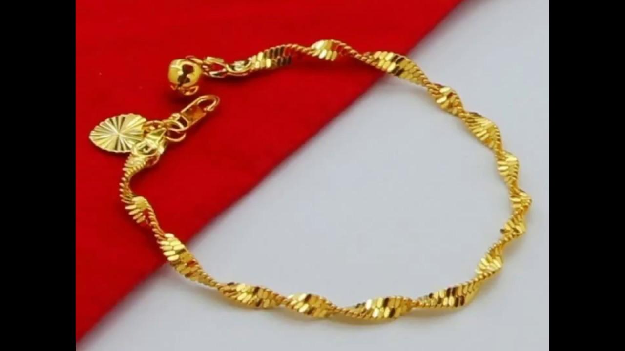 4 To 8 Gram Bracelet Designs S
