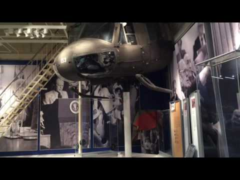 Virtual tour of Gerald R. Ford museum