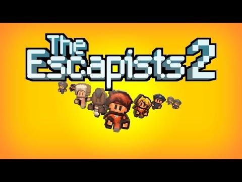 Самый быстрый и лёгкий способ побега с карты K.A.P.O.W Camp || The Escapists 2