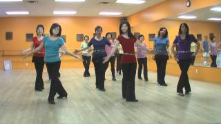 Alabama Slammin' - Line Dance (Dance & Teach in English & 中文)
