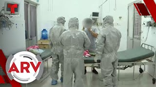 Coronavirus provoca alerta mundial y estos son los primeros síntomas | Al Rojo Vivo | Telemundo