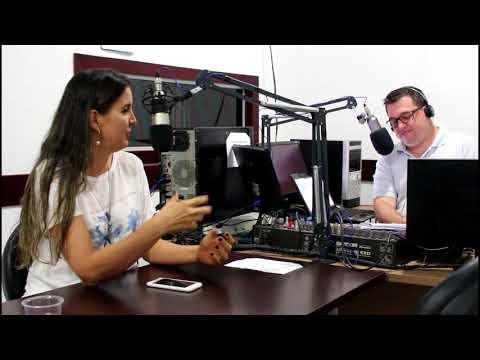 EU NA RÁDIO ATIVA FM COM MARCELO GRIS - CONTANDO MINHA HISTÓRIA! #RUMOAGLOBO rsrs