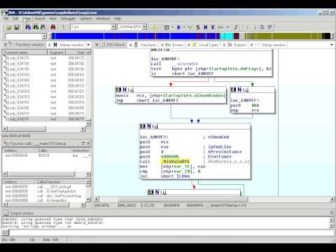 Real-world Decompilation with IDA Pro - Part 1: Introduction - YouTube