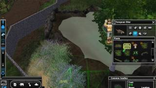 Zoo Tycoon 2: Broadleaf Nature Centre - Part 4 - Otters