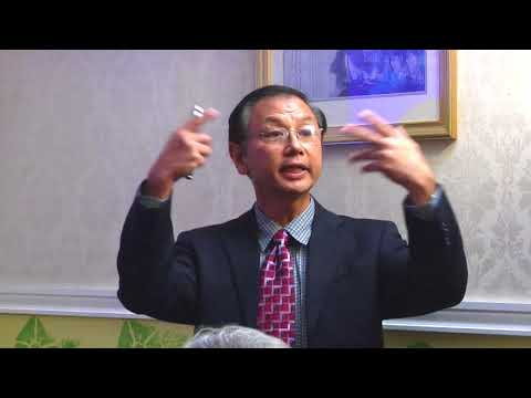 Dr. Kevin Chen: Healing and Cancer Relief using Stress Management