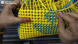 Deepam Model  || 2 Roll || Normal Knot Basket || Part - 4/4