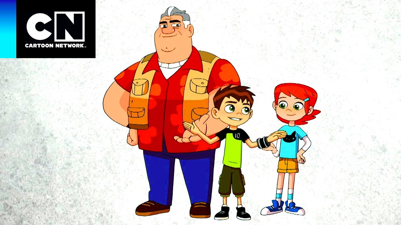 Adelanto | Ben 10 | Cartoon Network - YouTube