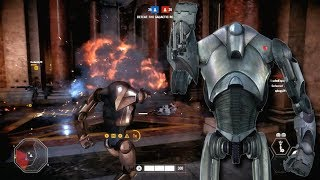 LEADING TEAM w/29 ELIMINATIONS & 9 PLAYER KILLSTREAK! Star Wars Battlefront 2 BLAST Gameplay Ep. 2