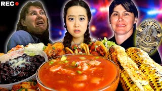 Download Detective By Day - Murderer By Night | Strange Case of Stephanie Lazarus | Mexican Food Mukbang