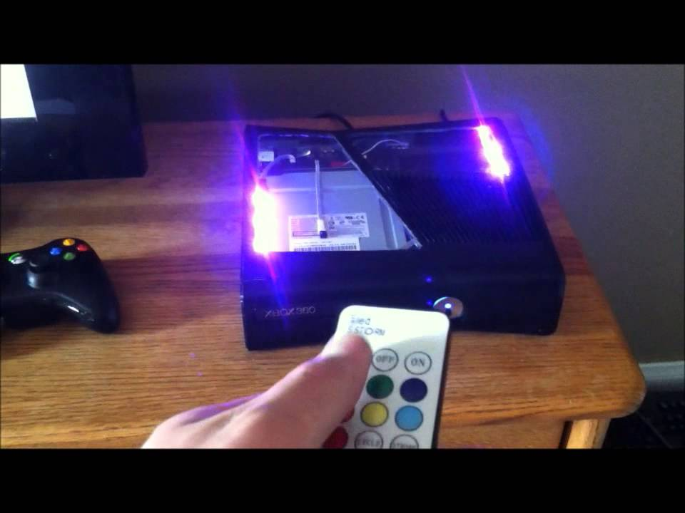 Custom Xbox 360 Slim Dual Nand Trinity RGH  YouTube