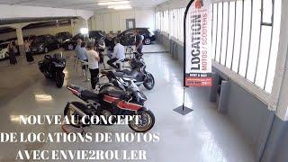 Ep 76 : Nouveau concept de location de motos avec Envie2rouler
