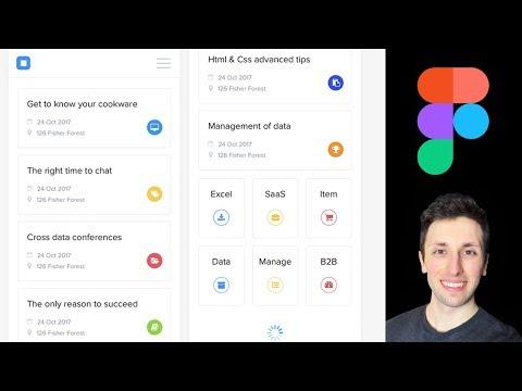 Ios Figma Tutorial (iphone App) Ui Design: Figma Tutorial & Design Process Workflow