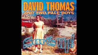 David Thomas and two pale boys-Man in the dark