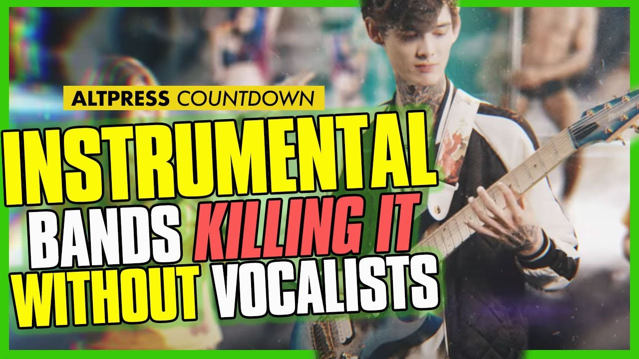 10 Instrumental Bands Who Are Killing It Without Vocalists–From CHON to Polyphia