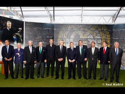 Presentación de Carlo Ancelotti como nuevo entrenador del Real Madrid