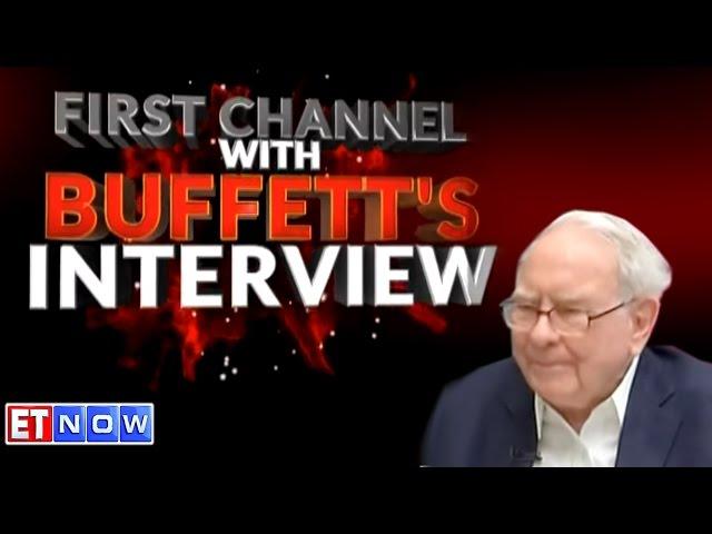 Warren Buffett: Indias Potential Is Incredible | Mega ET NOW Exclusive