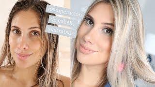Rutina recuperación de cabello maltratado SOS - Carolina Ortiz