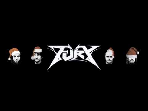 Fury - I Wish It Could Be Christmas Every Day - Heavy Metal Wizard Cover