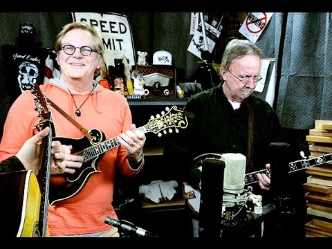 John Jorgenson Bluegrass Band - 'Die Trying' ::: Second Story Garage