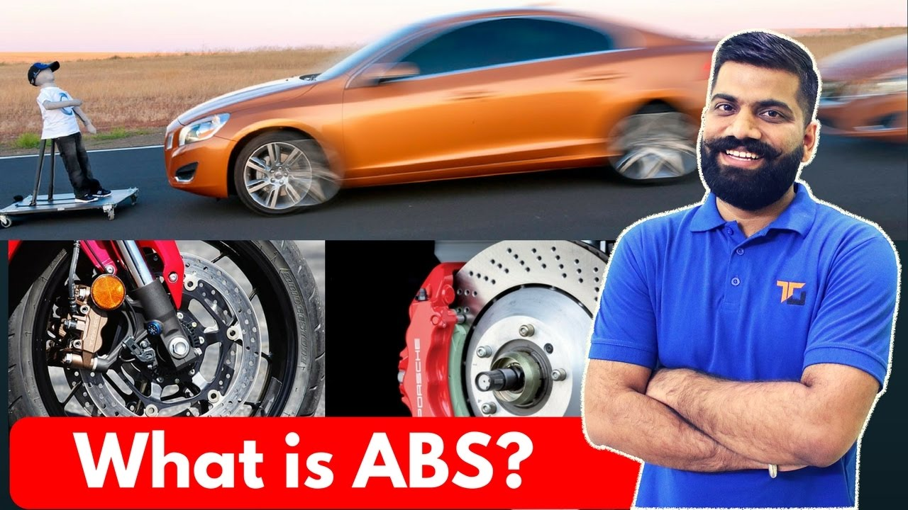 What is ABS? Anti-lock Braking System Explained