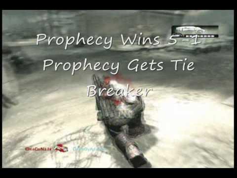Prophecy Vs DaT Boy Inc.