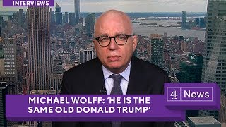 Michael Wolff interview: Fire, Fury and Donald Trump