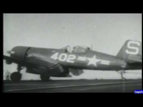 Korean War Air Combat Gun Camera Archival Footage