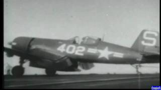 Korean War Air Combat Gun Camera Archival Footage