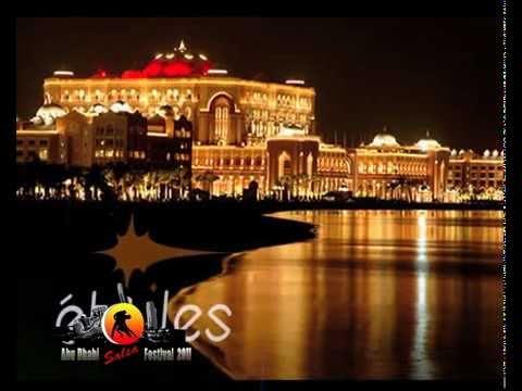The 3rd Abu Dhabi salsa festival 2011 (Yes Island Rotana & Emirates palace )