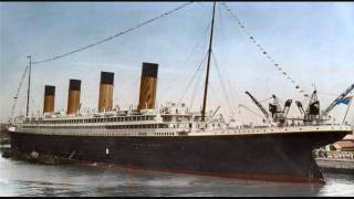 R.M.S. Olympic - the Old Reliable; alte Zuverlässige